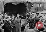 Image of German citizens view concentration camp Germany, 1945, second 10 stock footage video 65675054792