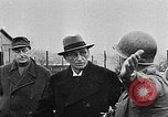 Image of German citizens view concentration camp Germany, 1945, second 11 stock footage video 65675054792