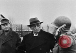 Image of German citizens view concentration camp Germany, 1945, second 12 stock footage video 65675054792