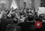 Image of Lyndon Johnson Washington DC USA, 1965, second 9 stock footage video 65675054825
