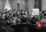 Image of Lyndon Johnson Washington DC USA, 1965, second 10 stock footage video 65675054825