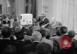 Image of Lyndon Johnson Washington DC USA, 1965, second 12 stock footage video 65675054825