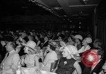 Image of Fashion show of mid 1960s hats New York City USA, 1965, second 9 stock footage video 65675054826