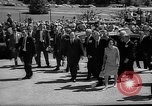 Image of President Lyndon Johnson Independence Missouri USA, 1965, second 11 stock footage video 65675054830