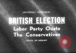 Image of British Election London England United Kingdom, 1964, second 2 stock footage video 65675054838