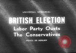 Image of British Election London England United Kingdom, 1964, second 3 stock footage video 65675054838