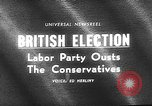 Image of British Election London England United Kingdom, 1964, second 4 stock footage video 65675054838