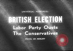 Image of British Election London England United Kingdom, 1964, second 5 stock footage video 65675054838