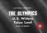 Image of Tokyo Olympics Tokyo Japan, 1964, second 3 stock footage video 65675054839