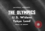 Image of Tokyo Olympics Tokyo Japan, 1964, second 4 stock footage video 65675054839