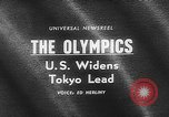 Image of Tokyo Olympics Tokyo Japan, 1964, second 5 stock footage video 65675054839
