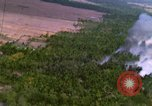 Image of USAF A-1E strafing in Vietnam War Vietnam, 1965, second 9 stock footage video 65675054857