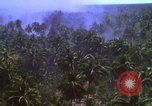 Image of American bombardment of Vietcong target areas Vietnam, 1965, second 11 stock footage video 65675054859
