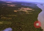 Image of napalm bombardment of target areas in Vietnam Vietnam, 1965, second 5 stock footage video 65675054862