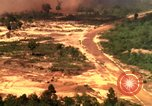 Image of American bombardment of Viet Cong positions Bien Hoa Vietnam, 1965, second 6 stock footage video 65675054870