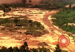 Image of American bombardment of Viet Cong positions Bien Hoa Vietnam, 1965, second 7 stock footage video 65675054870