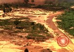 Image of American bombardment of Viet Cong positions Bien Hoa Vietnam, 1965, second 9 stock footage video 65675054870