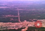 Image of bombardment of target areas Bien Hoa Vietnam, 1965, second 1 stock footage video 65675054871