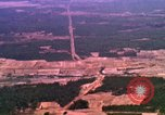 Image of bombardment of target areas Bien Hoa Vietnam, 1965, second 3 stock footage video 65675054871