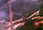 Image of bombardment of target areas Bien Hoa Vietnam, 1965, second 5 stock footage video 65675054872