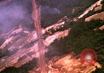 Image of bombardment of target areas Bien Hoa Vietnam, 1965, second 7 stock footage video 65675054872