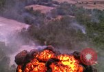 Image of General-purpose bomb blast Bien Hoa Vietnam, 1965, second 5 stock footage video 65675054874