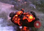 Image of General-purpose bomb blast Bien Hoa Vietnam, 1965, second 7 stock footage video 65675054874
