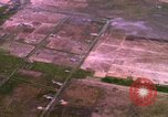 Image of Viet Cong huts bombed Bien Hoa Vietnam, 1965, second 8 stock footage video 65675054876