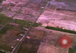 Image of Viet Cong huts bombed Bien Hoa Vietnam, 1965, second 9 stock footage video 65675054876