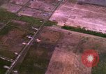 Image of Viet Cong huts bombed Bien Hoa Vietnam, 1965, second 10 stock footage video 65675054876