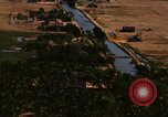 Image of Viet Cong huts bombed Soc Trang Vietnam, 1965, second 6 stock footage video 65675054877