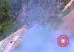 Image of Viet Cong huts bombed Soc Trang Vietnam, 1965, second 9 stock footage video 65675054882