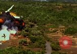 Image of target areas bombed Vietnam, 1965, second 11 stock footage video 65675054886