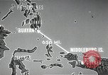 Image of Philippines Campaign Buayan Philippines, 1944, second 5 stock footage video 65675054915