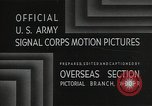 Image of Philippines Campaign Luzon Island Philippines, 1945, second 2 stock footage video 65675054918
