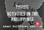 Image of Philippines Campaign Luzon Island Philippines, 1945, second 5 stock footage video 65675054920