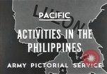 Image of Philippines Campaign Luzon Island Philippines, 1945, second 6 stock footage video 65675054920