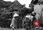 Image of evacuation of civilians Okinawa Ryukyu Islands, 1945, second 2 stock footage video 65675054927