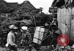 Image of evacuation of civilians Okinawa Ryukyu Islands, 1945, second 3 stock footage video 65675054927