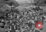 Image of Okinawan workers Okinawa Ryukyu Islands, 1945, second 1 stock footage video 65675054928