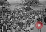 Image of Okinawan workers Okinawa Ryukyu Islands, 1945, second 4 stock footage video 65675054928
