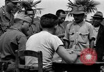 Image of Okinawan workers Okinawa Ryukyu Islands, 1945, second 7 stock footage video 65675054928