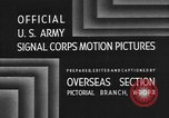Image of Japanese prisoners Okinawa Ryukyu Islands, 1945, second 1 stock footage video 65675054930