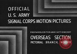 Image of Japanese prisoners Okinawa Ryukyu Islands, 1945, second 2 stock footage video 65675054930