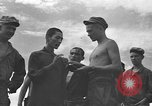 Image of Japanese prisoners Okinawa Ryukyu Islands, 1945, second 10 stock footage video 65675054931