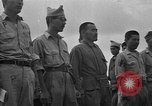Image of Japanese prisoners Okinawa Ryukyu Islands, 1945, second 5 stock footage video 65675054934