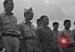 Image of Japanese prisoners Okinawa Ryukyu Islands, 1945, second 7 stock footage video 65675054934