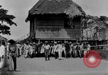 Image of shift whole houses Manila Philippines, 1949, second 10 stock footage video 65675054944