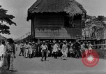 Image of shift whole houses Manila Philippines, 1949, second 11 stock footage video 65675054944