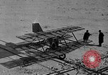 Image of freak aircraft fails in trial Denver Colorado USA, 1929, second 10 stock footage video 65675054945